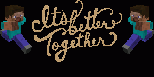 It's Better Together Map
