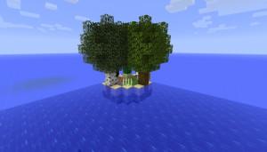 OceanBlock Survival Map